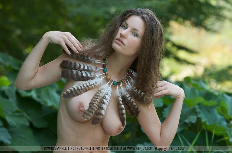 Фото голых перуанок