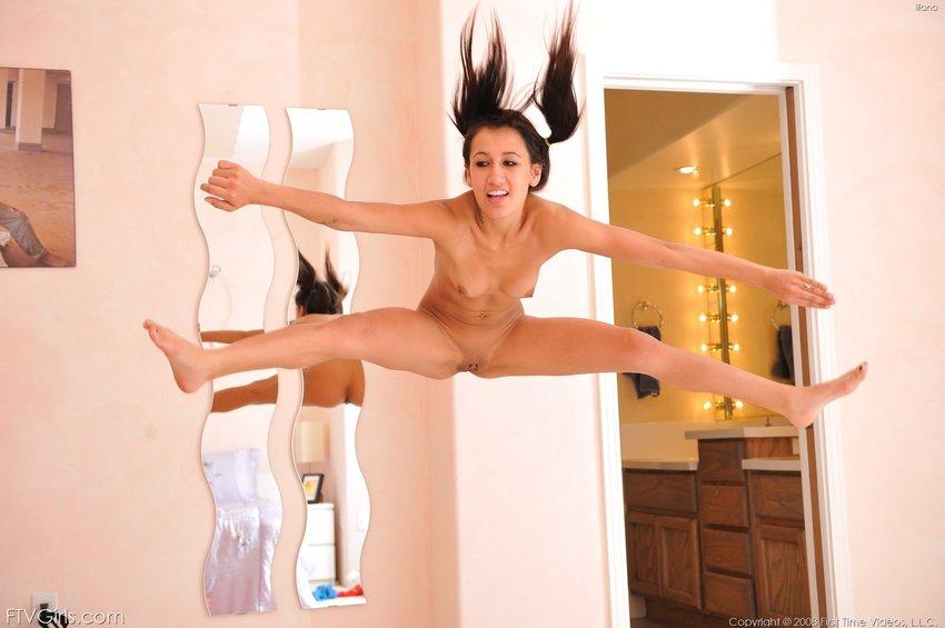 фото голых очень гибких женщин